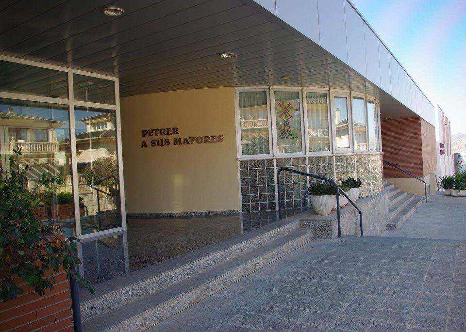 Residencia para enfermos de Alzheimer en Petrer (Alicante)