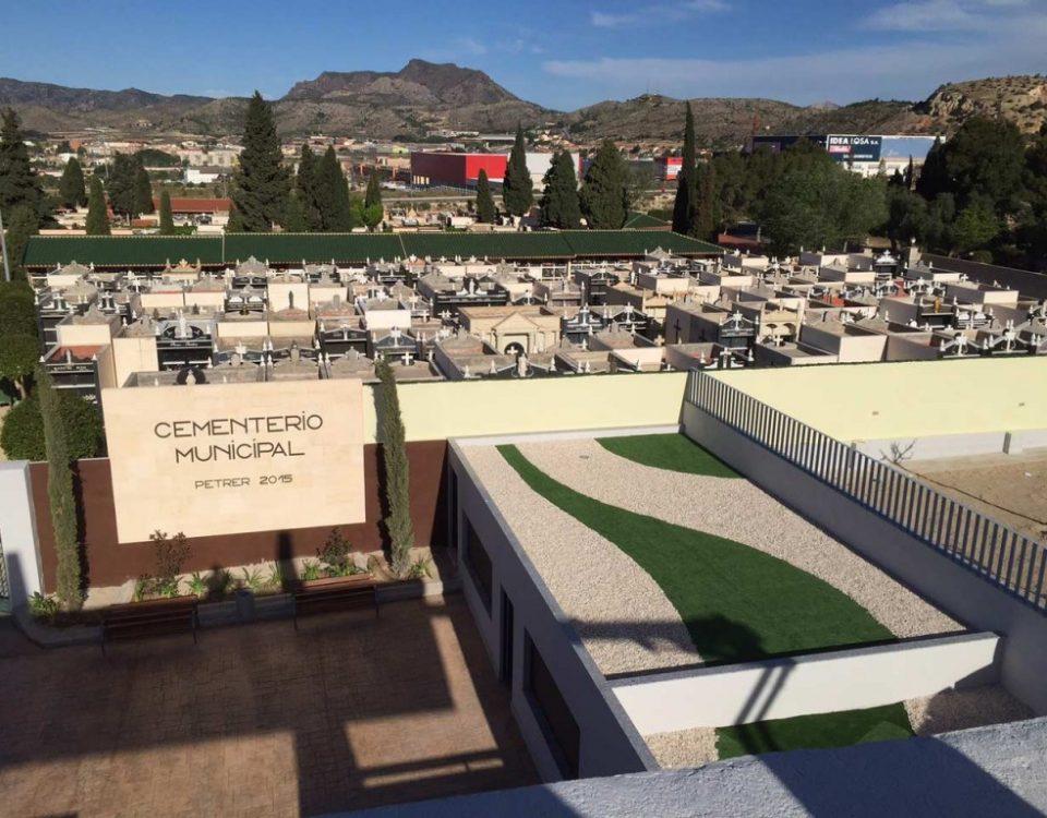 Cementerio Petrer
